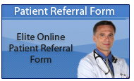 Elite Online Patient Referral Form